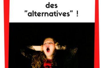 alternative faux sens