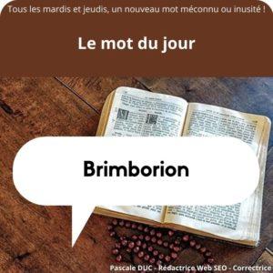 brimborion