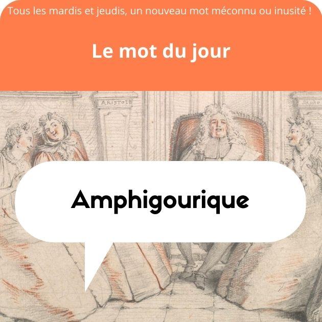 amphigourique définition